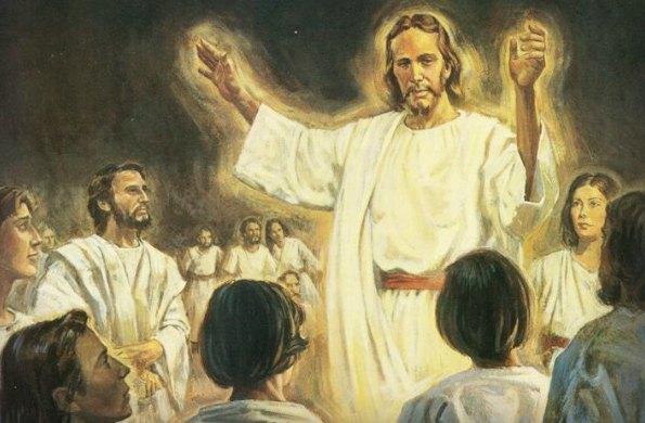 lds christ in the spirit world