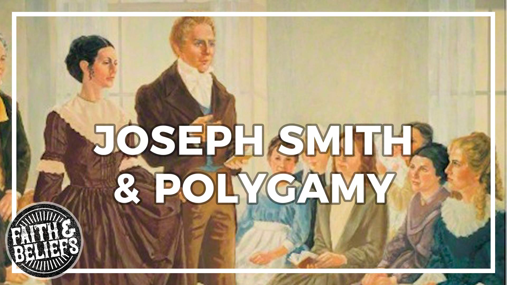 Did Joseph Smith use Polygamy Just to Get with Women